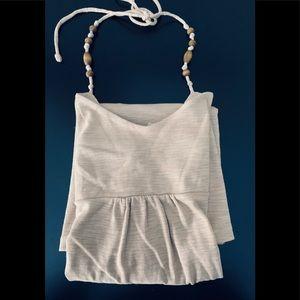 Tan, Tommy Bahama size Medium sun dress.